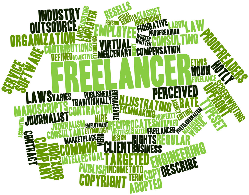 Freelance legal advice