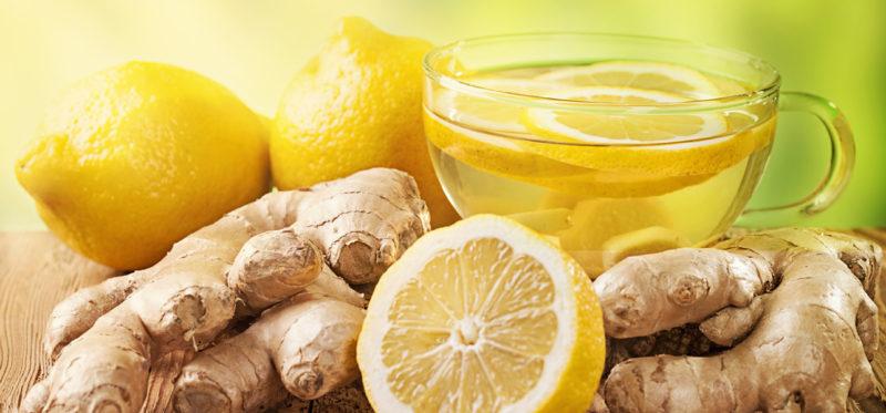Benefits of drinking lemon ginger tea