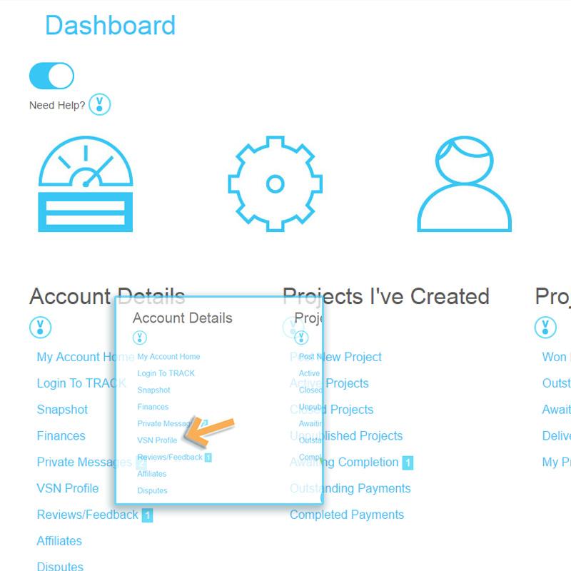 VSN Profile Link