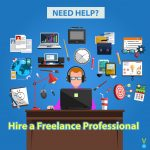 hire a freelance professional