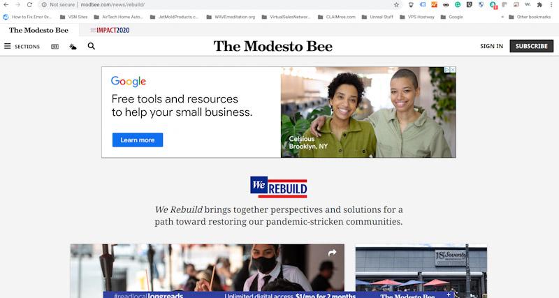 The Modesto Bee